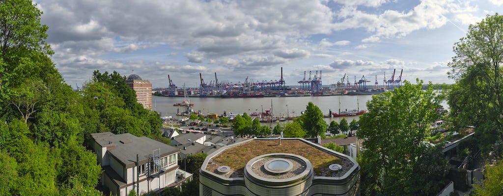 Hafenkante do Elbsandstrand całodniowa prywatna wycieczka fotograficzna