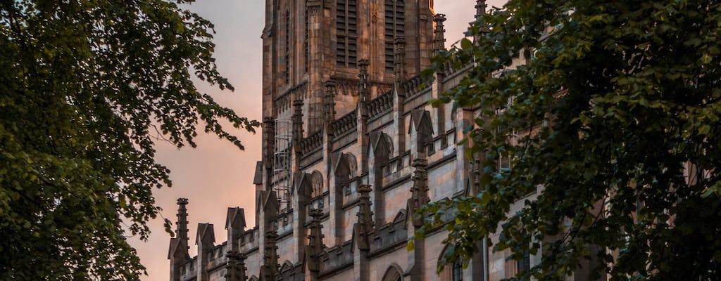 Bienvenue au guide audio d'Édimbourg: découvrez son histoire et ses secrets