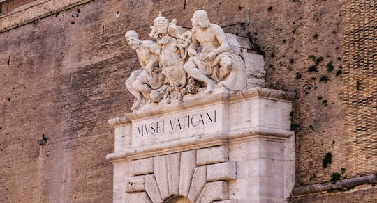 Vatican and Sistine Chapel early access express tour