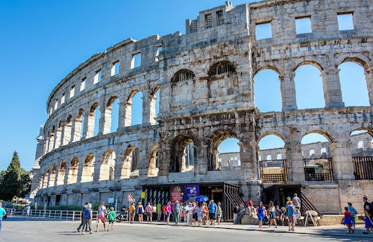 Ancient Istria Tour from Pula & Medulin
