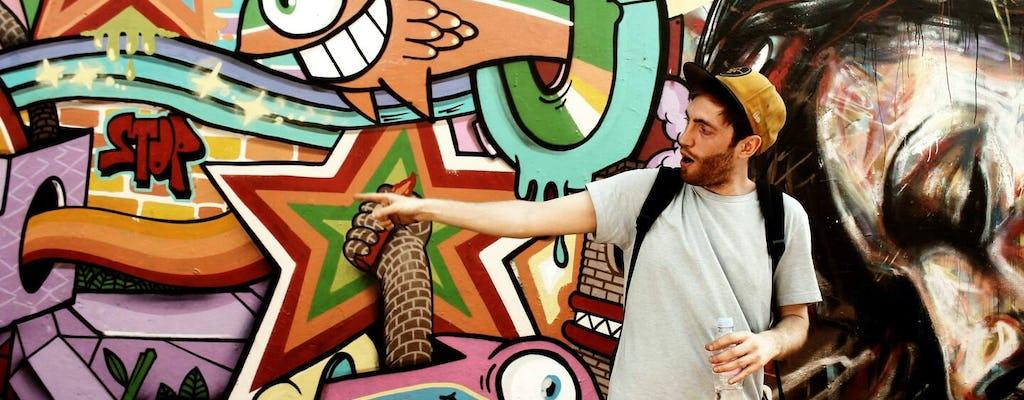 Visite à pied de London Street Art