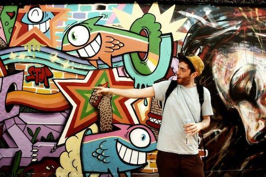 Лондон, стрит-арт пешеходная экскурсия