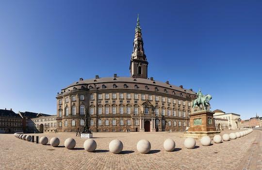 Tour fotográfico particular dos impressionantes castelos de Copenhague