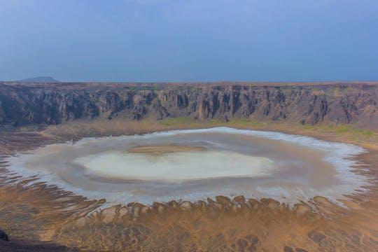 Discover Al Wahbah Crater tour