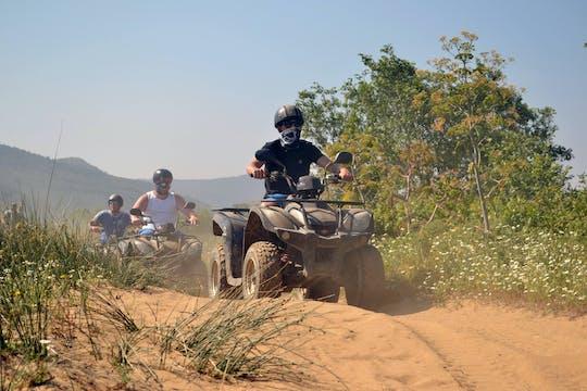 Kusadasi Quad Safari Tour