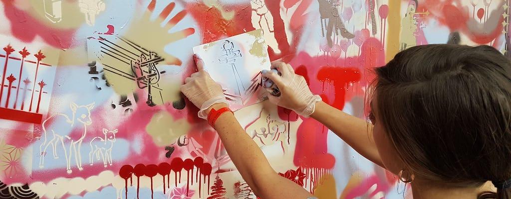London Street Art Tour and Workshop