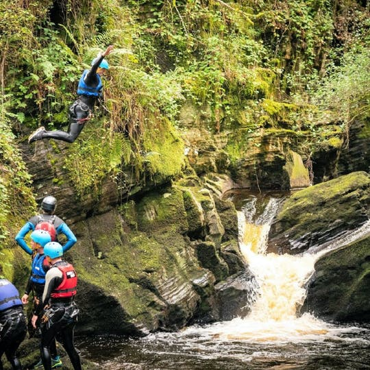 5-day micro adventure tour of North Wales