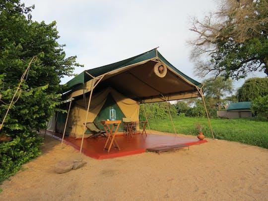 Park Narodowy Ruaha 3-dniowe safari z Zanzibaru