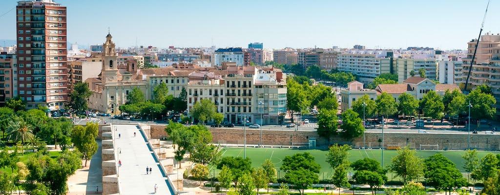 Открыть тур Валенсия велосипед