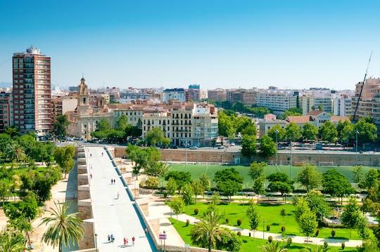 Tour en bicicleta abierta por Valencia