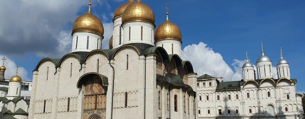 Tour privado de la Plaza Roja, el jardín Alexandrovsky y la cámara de la Armería