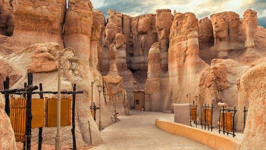 Tour di Al-Ahsa con la Moschea Jawatha e la collina di Al-Qara
