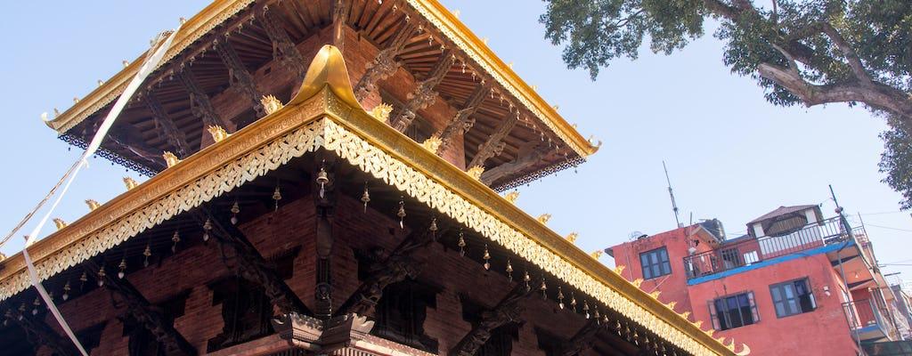 Bezoek de Manakamana-tempel met een kabelbaan vanuit Kathmandu