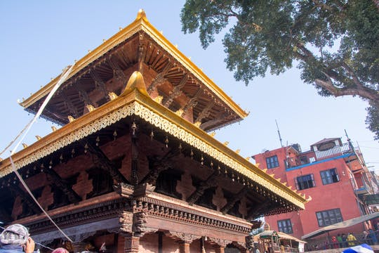 Visit Manakamana Temple with cable car trip from Kathmandu