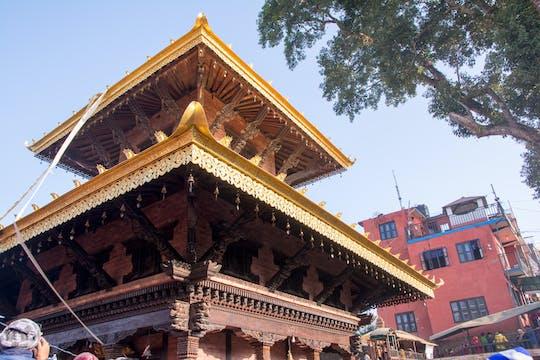 Посещение храма Manakamana с кабельными добраться на машине от Катманду