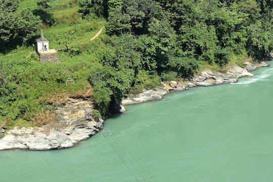 Tour di rafting sul fiume Tirshuli da Kathmandu