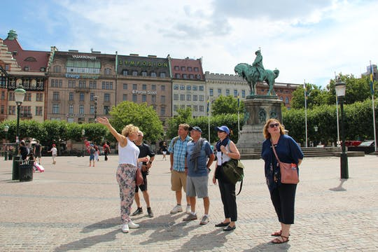 Private walking tour in Malmo