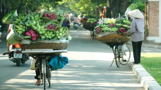 Full-day tour Hanoi Sightseeing with cyclo ride and water puppet show