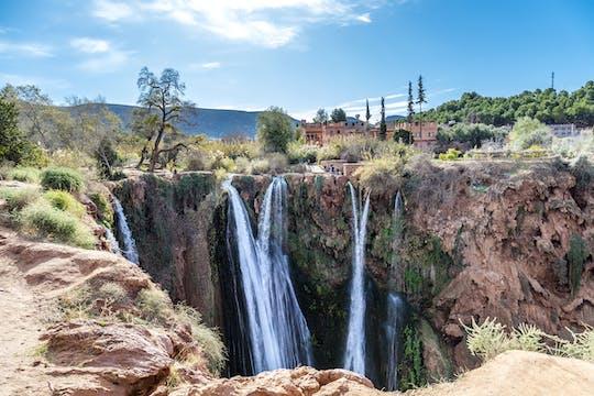 Cachoeiras Ouzoud de um dia inteiro em Marrakech