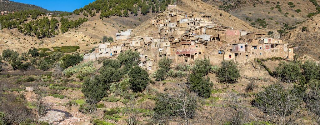 Tour 4x4 dei sentieri berberi