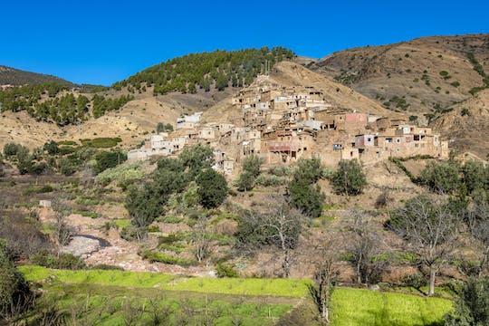 Wycieczka szlakami berberyjskimi 4x4