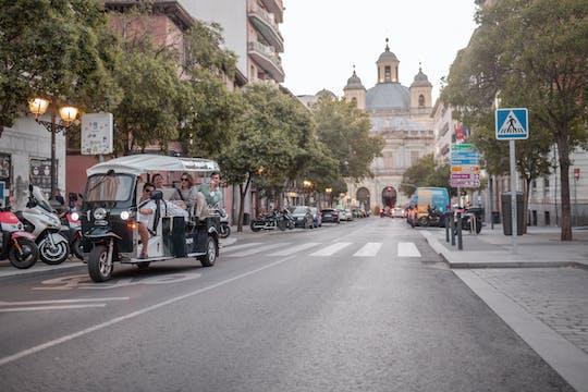 Madrid full tuk-tuk  tour