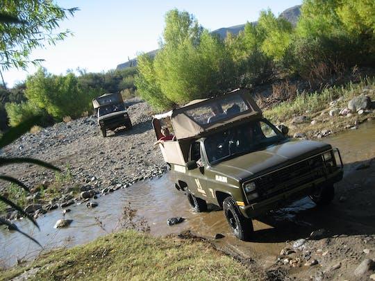 Tour do Desert Blazer