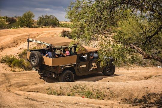 Podstawowa wycieczka po pustyni Hummer