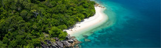 Fitzroy Island adventures full-day tour