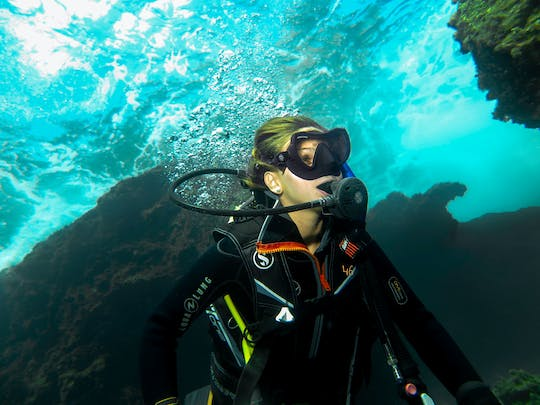 Discover Scuba Diving in Majorca with Skualo Water Sports
