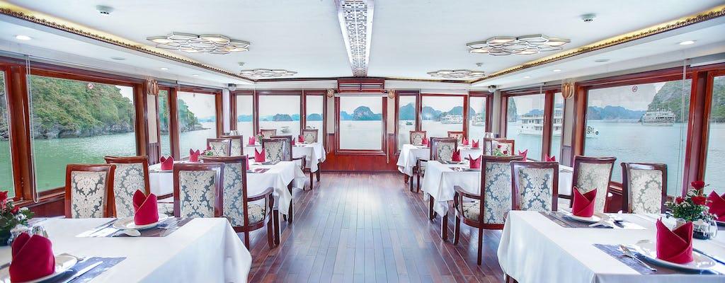 2-tägige Halong Bay Kreuzfahrt mit Oriental Sails