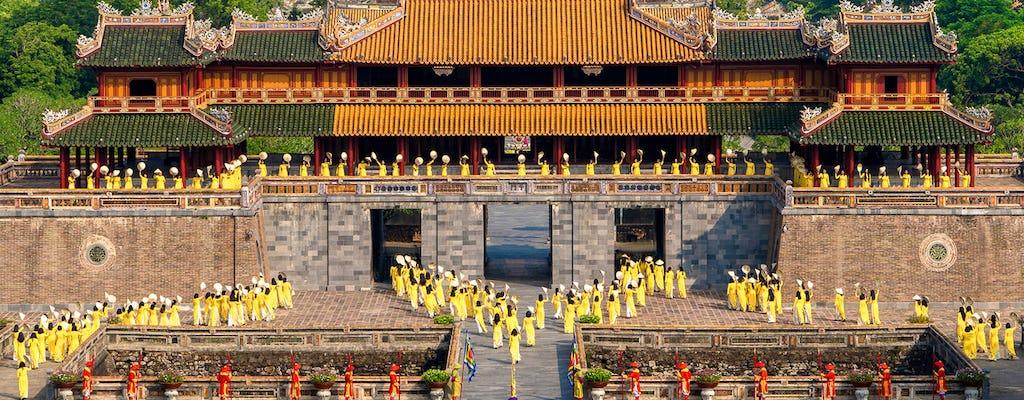 Tour de día completo por la ciudad imperial de Hue
