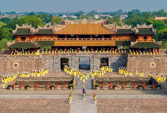 Full-Day Of Hue Imperial Sightseeing tour