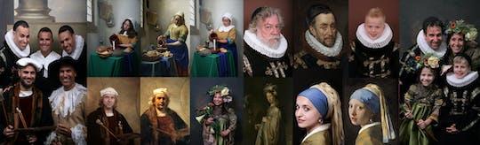 Sesja zdjęciowa w Museumphoto w Amsterdamie