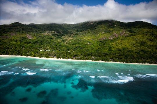 Tour a la isla Silhouette desde Mahé