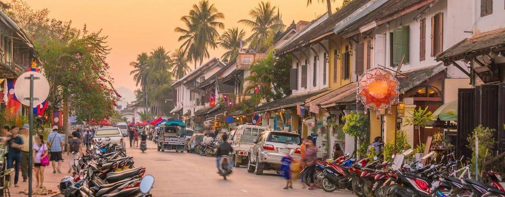 Ganztägige Stadtrundfahrt durch Luang Prabang