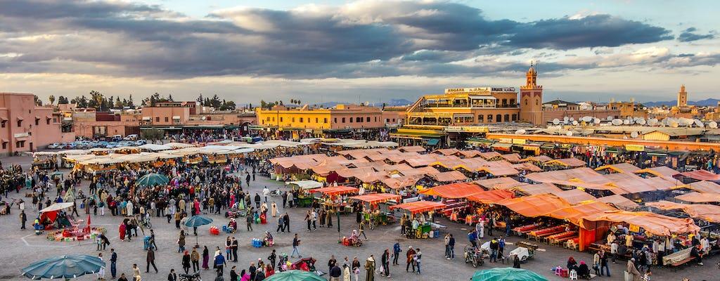 Magico tour di Marrakech da Agadir