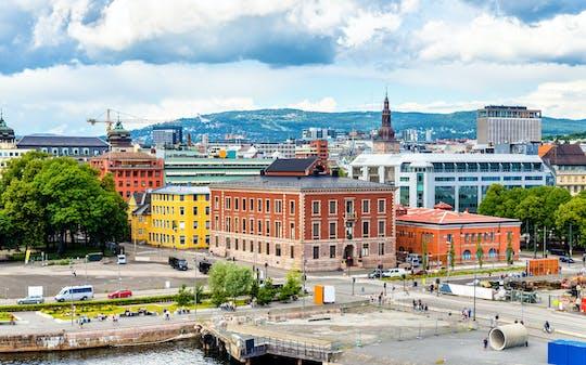 Visita especial Oslo en bicicleta