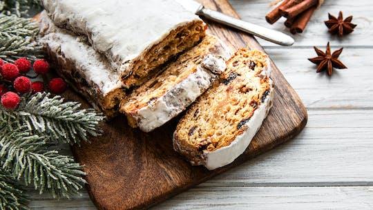 Tour della pasticceria di Natale Stollen con degustazione