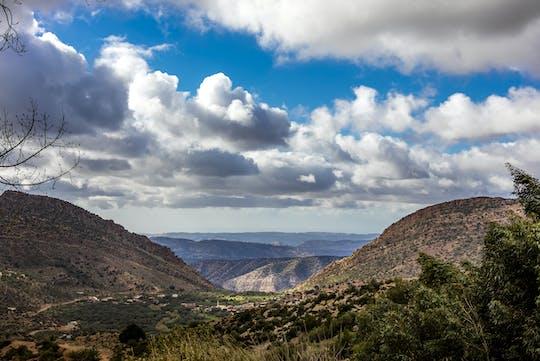 Tour por las montañas del Atlas