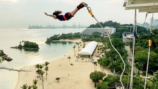 AJ Hackett Sentosa: Bungy Jump