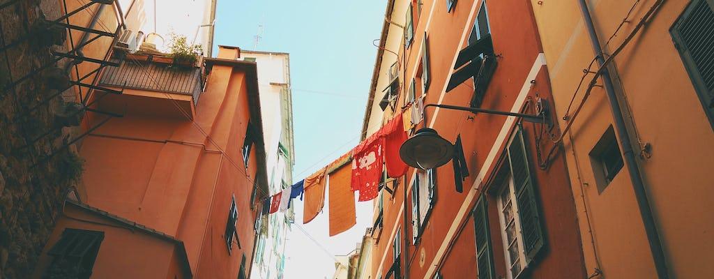 Visita guiada de un día a Génova de De Andrè