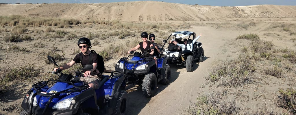Quad or Buggy Tour from Limassol