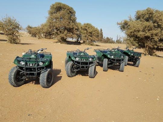 Aventura en quad en Agadir