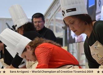 Tiramisù experience online with Sara Arrigoni