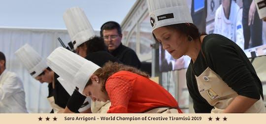 """Онлайн-курс """"тирамису"""" готовить с Сарой Арригони"""
