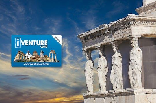 Passe de atrações ilimitadas de Atenas