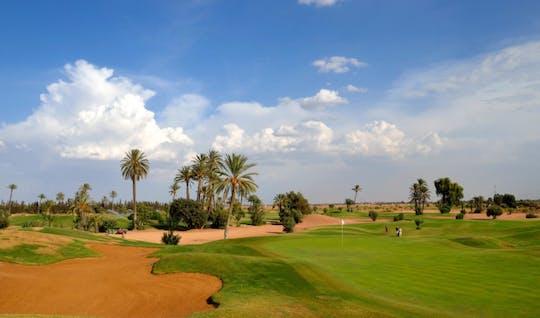 Parcours de golf d'Amelkis