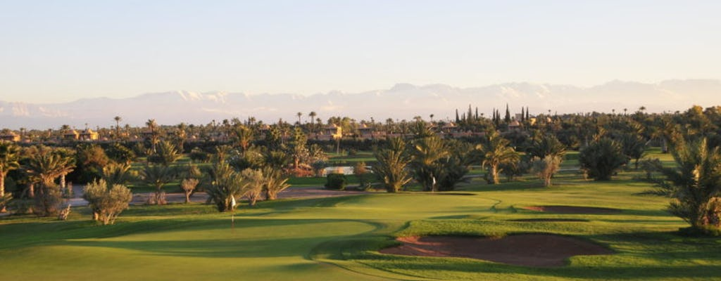 Palm Golf Marrakech Palmeraie