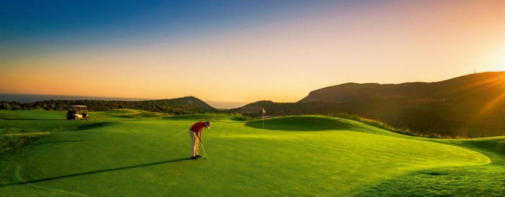 The Crete Golf Club Course